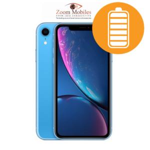 Kameralins byte – iPhone XR