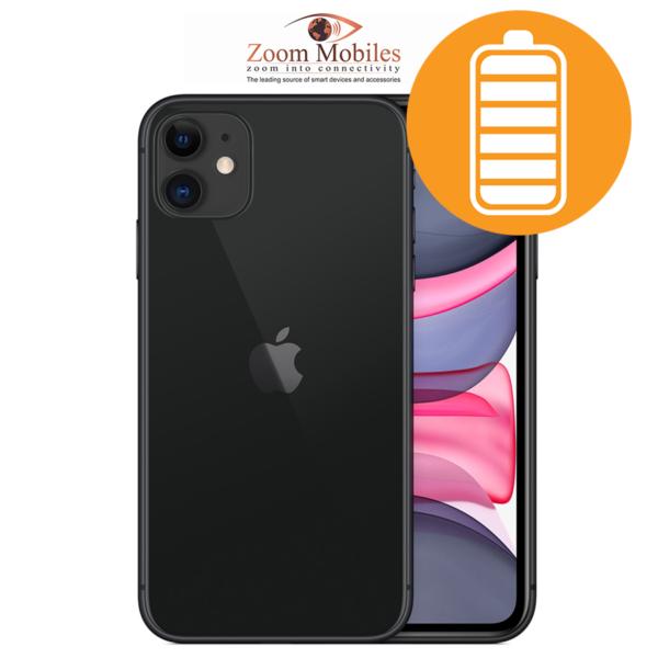 Byta Batteri – iPhone 11