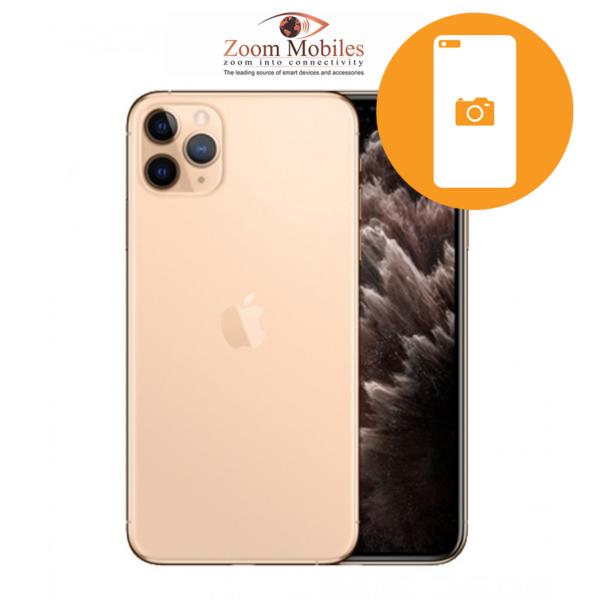 Byta Kamera (baksidan) – iPhone 11 Pro,11 pro max