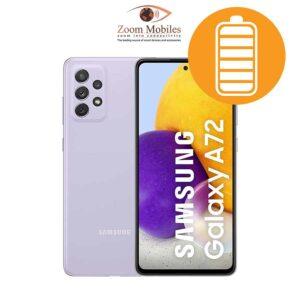 Byta Batteri – Galaxy A72
