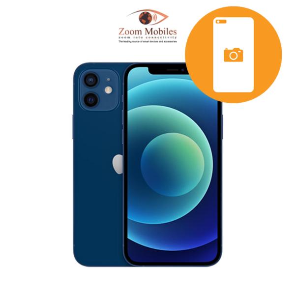 Byta Kamera (baksidan) – iPhone 12,12 mini