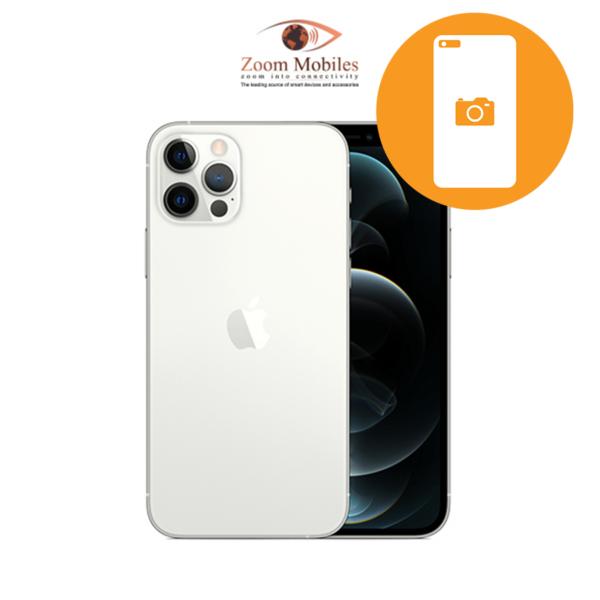 Byta Kamera (baksidan) – iPhone 12 Pro